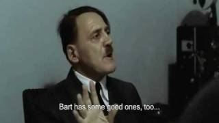 Pros and Cons with Adolf Hitler: The Simpsons
