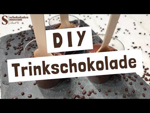 DIY | Trinkschokolade selber machen!