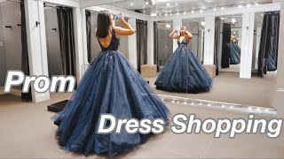 PROM DRESS SHOPPING 2021
