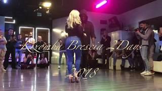 Kizomba Brescia 2 Days 2018 - Enah e Carolina