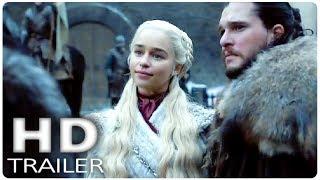 GAME OF THRONES Season 8 Official Trailer (2019) GOT 8