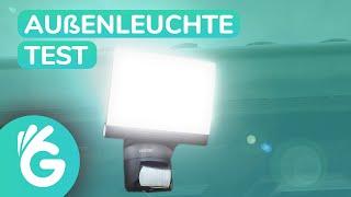 Außenleuchte Test 2020 – 4 LED Strahler mit Bewegungsmelder im Vergleich
