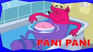 Pani Pani Ep - 83 - Pyaar Mohabbat Happy Lucky - Hindi Animated Cartoon Show - Zee Kids