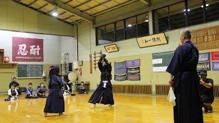 群馬県、みなかみ町、『月夜野東部剣道スポーツ少年団』、月夜野、剣道、秋