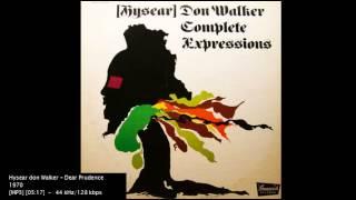 Hysear don Walker - Dear Prudence