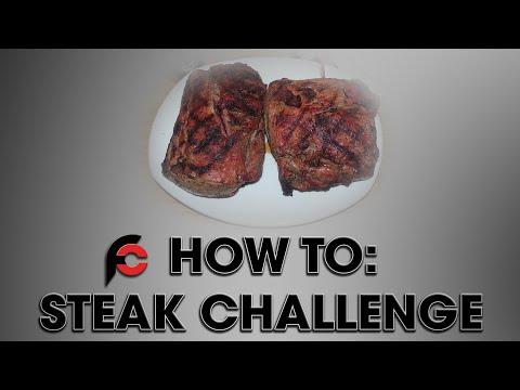 Steak Challenge Videoparades Cz