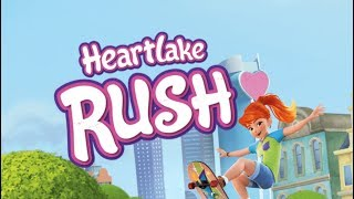 LEGO® Friends Heartlake Rush (By LEGO System) - iOS/Android - Gameplay Video