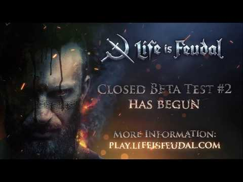 The Life is Fuedal MMO Beta is Open.