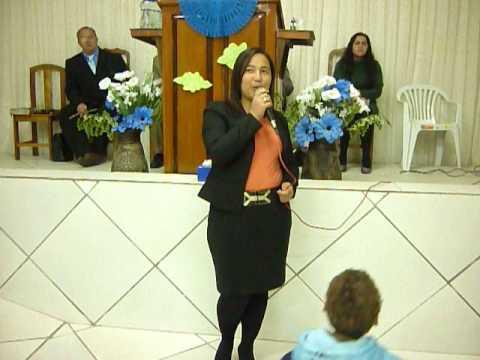 Assembléia de Deus em Barbacena. Pastor Renato Marcelo do Nascimento