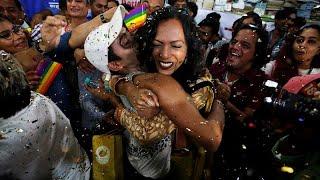Indiában mostantól legális a homoszexualitás