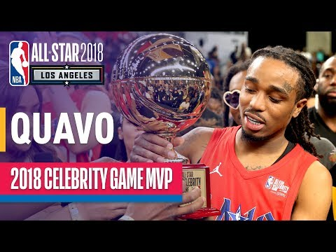 Quavo's MVP Performance In The 2018 Celebrity All-Star Game | Presented by Ruffles