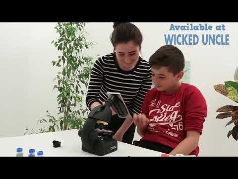 Youtube Video for Microscope Kit - National Geographic