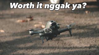 REVIEW JUJUR DJI FPV DRONE Worth it kah?