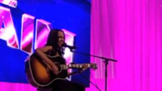 CHINA ANNE McCLAIN Performs Dynamite LIVE at D23!