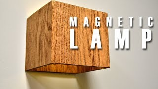 3 Easy DIY Home Decor | Magnetic Lamp, Concrete Candle Holder, Planters