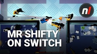 Mr Shifty Gets Busy | Mr Shifty Nintendo Switch Gameplay