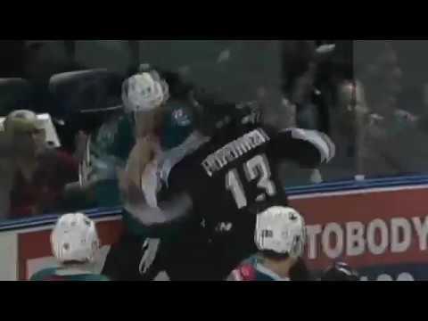 Calvin Thurkauf vs. Tyler Popowich