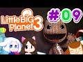 RSP - Little Big Planet 3 - Ep. 09: Le feu aux trousses.