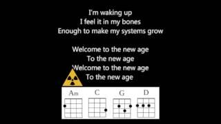 Gambar cover Radioactive by Imagine Dragons - Ukulele Play Along - Am G C D