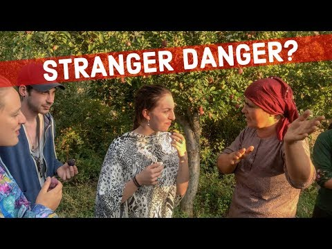 WE FOLLOWED STRANGERS TO THEIR HOUSE… (In Turkey!!)