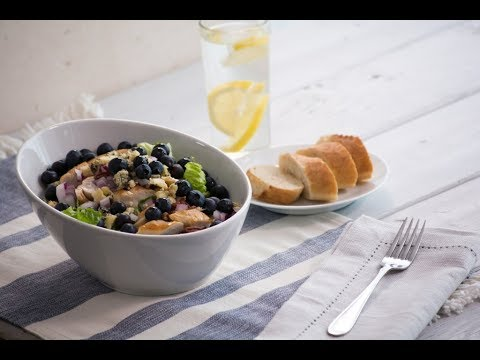 Blueberry Chicken Salad Recipe   Produce Made Simple