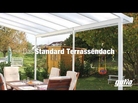 gutta Terrassendach-Bausatz