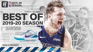 Luka Doncic BEST Mavericks Highlights from 2019-20 NBA Season! MVP MODE!