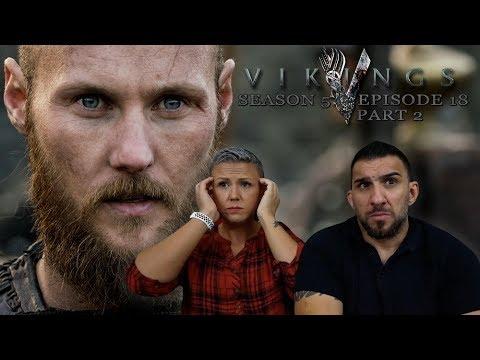 Vikings Season 5 Episode 18 'Baldur' REACTION!! Part 2