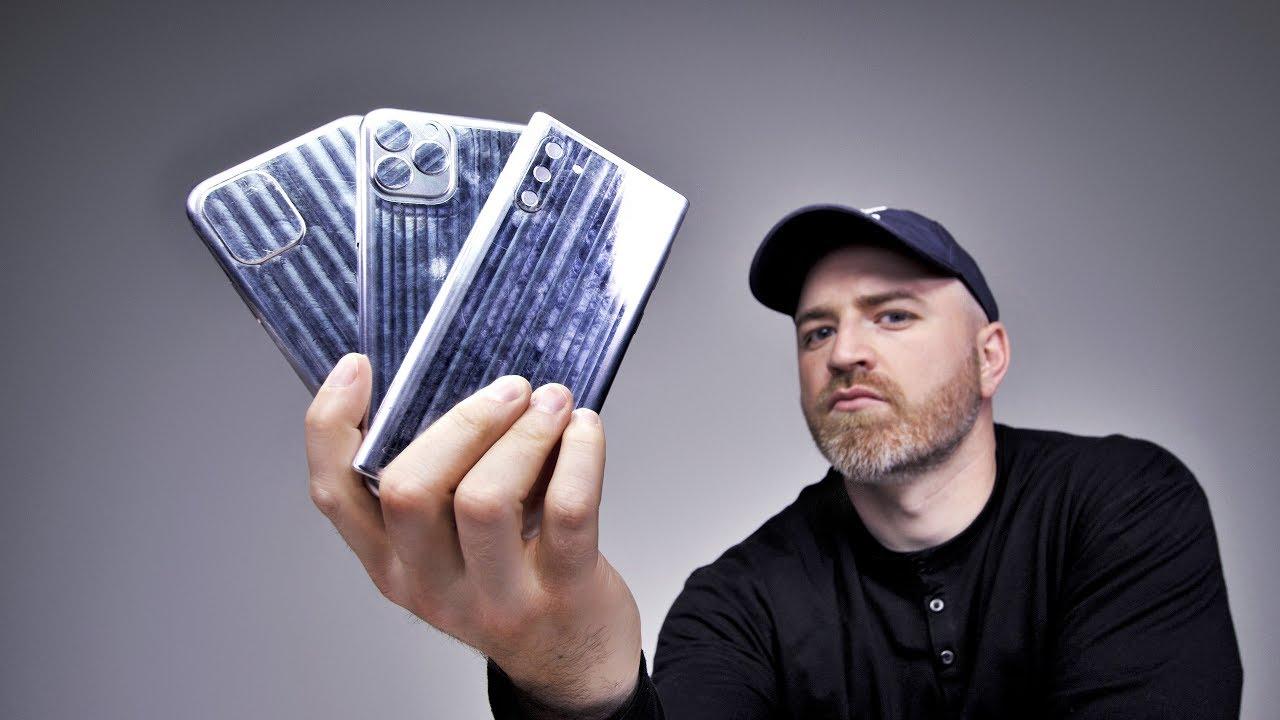 The Future Flagship Smartphones thumbnail