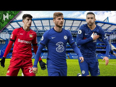 Ziyech, Werner & Havertz will be so exciting to watch! | Chelsea season preview part one