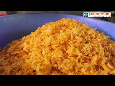 Batch Type Potato Chips Line