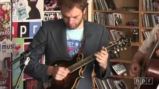 <b>Chris Thile</b> And Michael Daves NPR Music Tiny Desk Concert
