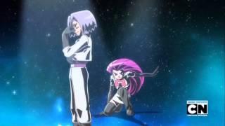Pokemon XY Anime - Team Rocket Intro/Entrance (English Dubbed) [HD]