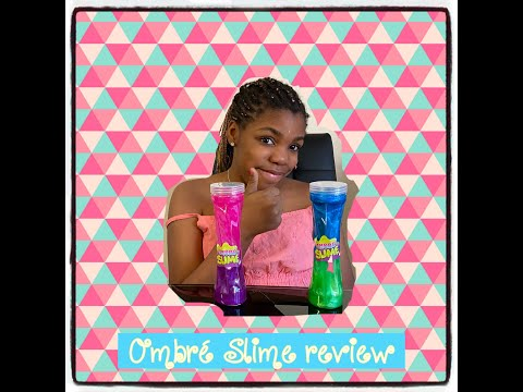 Ombre slime reiew