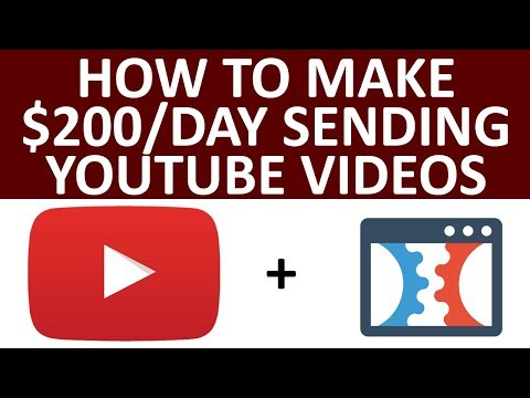 How To Make $200 Per Day Giving Away Free YouTube Videos With Clickfunnels (Without Filming)