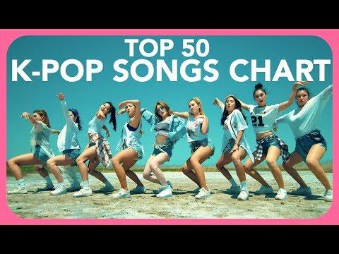 [TOP 50] K-POP SONGS CHART • JUNE 2017 (WEEK 2)