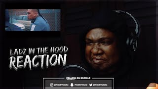 Ladz In The Hood   ONEFOUR (REACTION)