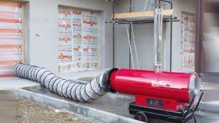 Mazot / Karosen Sıvı Yakıtlı Mobil Isıtıcı Üretim Tesisi