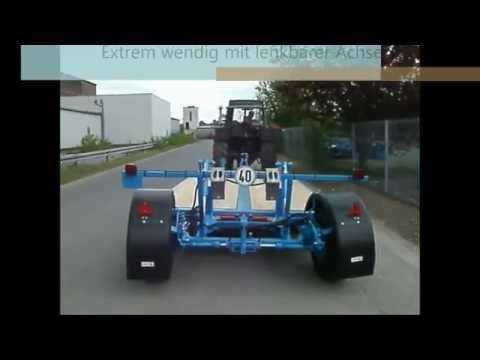 Langfahrt - Transportwagen von Bremer Maschinenbau