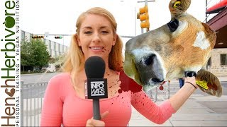 NEW Anti Vegan Nonsense Debunked Like A BOSS