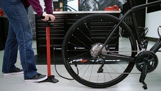 How To: Pump Up Your Bike Tires