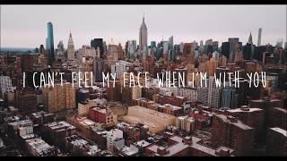 Jamie Cullum   Can't Feel My Face (lyrics)