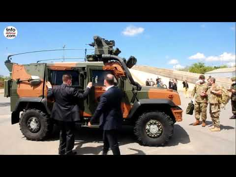 Argentina negocia con Brasil la adquisición del blindado 6x6 Guaraní