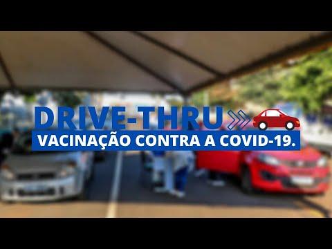 #FiqueSabendo | Confira as informações sobre o Drive-Thru