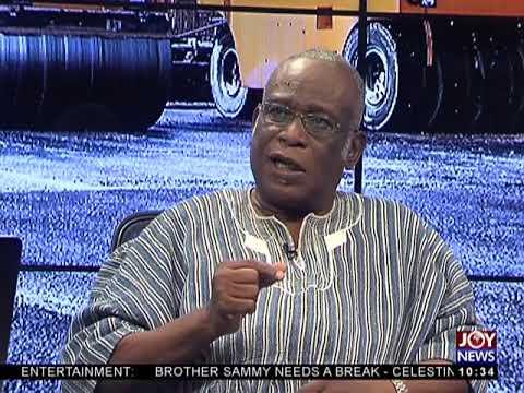 Awarding Road Contracts - News Desk on Joy News (7-5-18)