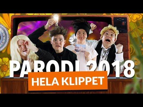 MELODIFESTIVALEN 2018 PARODI - HELA FINALEN