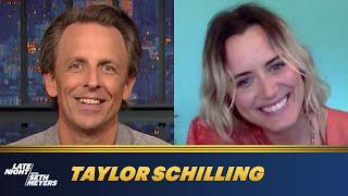 Taylor Schilling Has Quarantine Narcolepsy