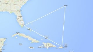 Scientists Say Gas Bubbles Could Explain Bermuda Triangle Mystery - Newsy