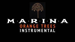 MARINA - Orange Trees (Filtered Instrumental)