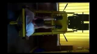 preview picture of video 'SportowePodhale.pl - MMKS Podhale Nowy Targ - Trening Lato 2012 (Ścieżki tortur cz.1)'
